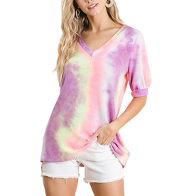 Tiffany Tie Dye Top