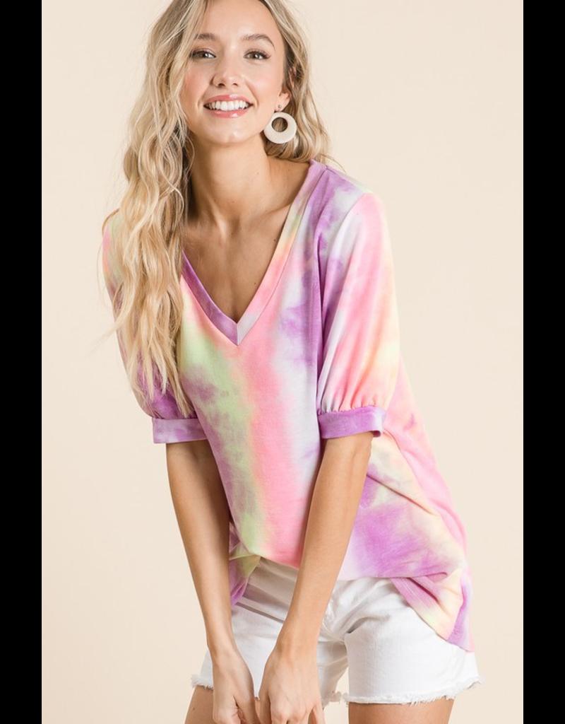 Tiffany Tie Dye Top