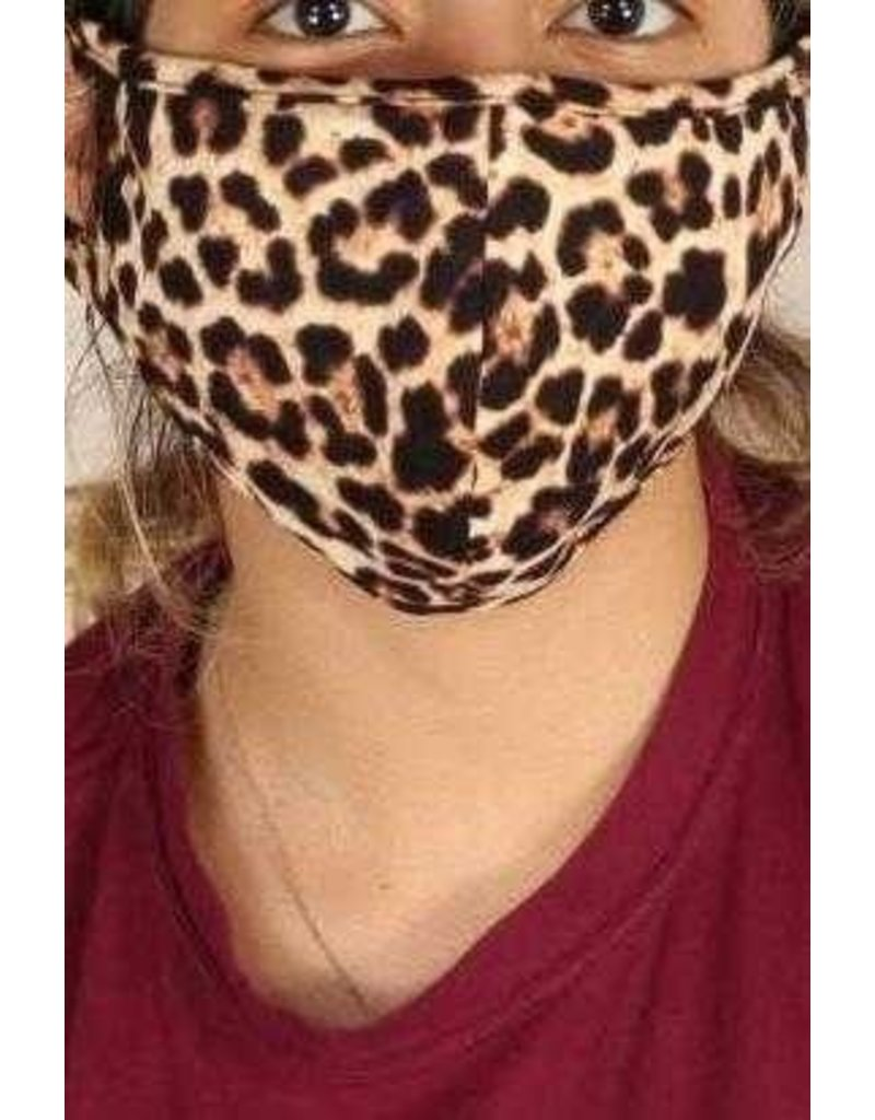 Washable and Reusable Double Layered Mask