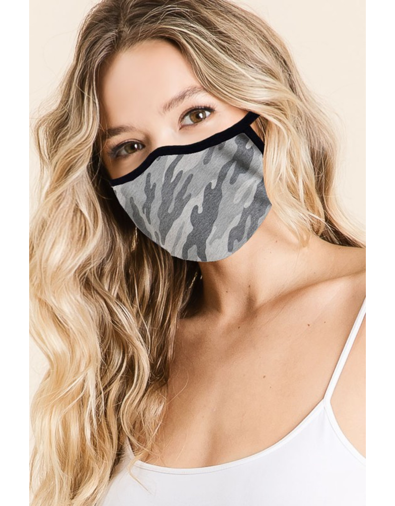 Washable & Reusable Face Mask