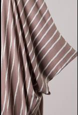 Rachel Striped Kimono