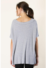 Living Easy V-Neck Top