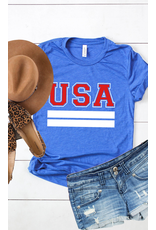 USA Varsity Graphic Tee