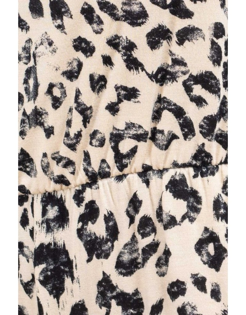 Drama Leopard Print Jumpsuit