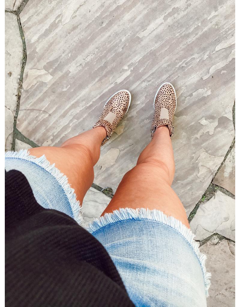 Zoey Wedge Sneaker