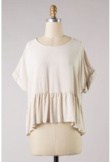 Farmers Market Babydoll Top