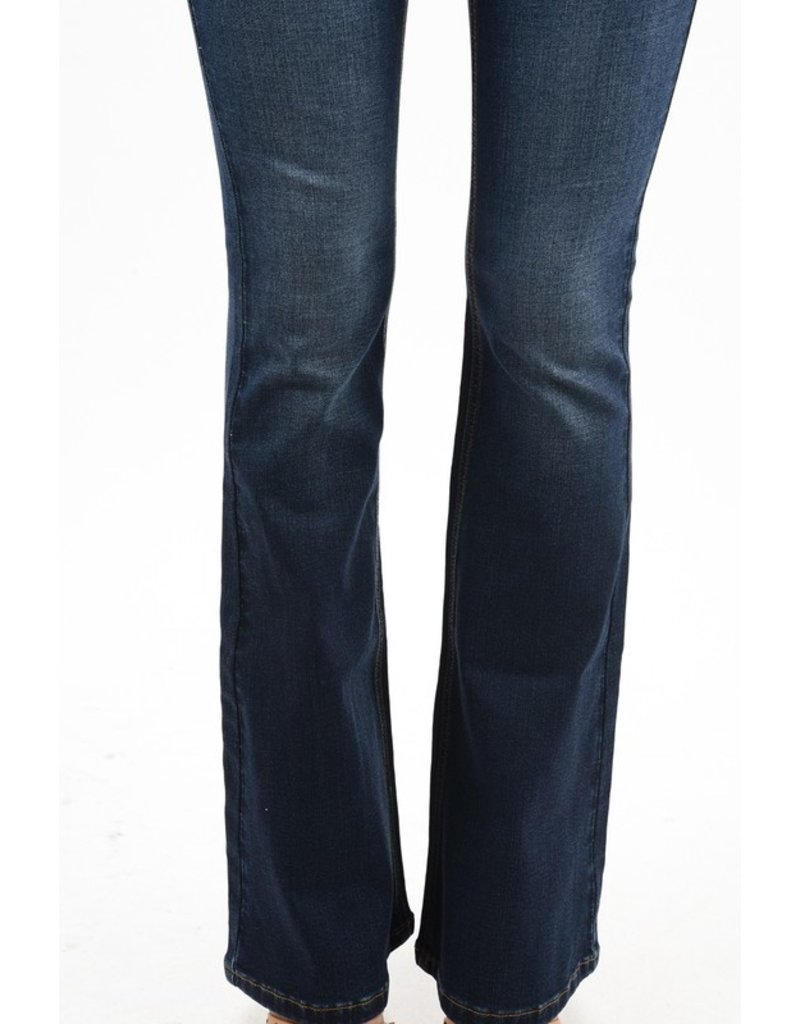 The Quite The Catch Flare Jeans