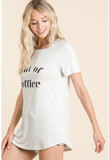 Out Of Office Graphic Tee