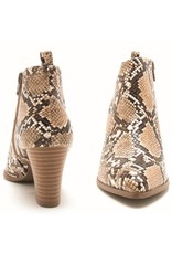 Qupid Leading The Way Bootie - Taupe