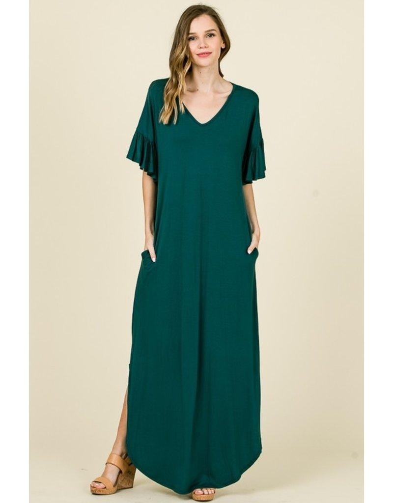 Living Lovely Maxi Dress