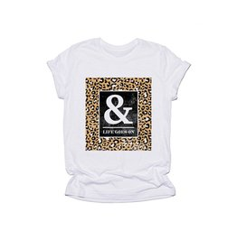 Life Goes On Graphic Tee
