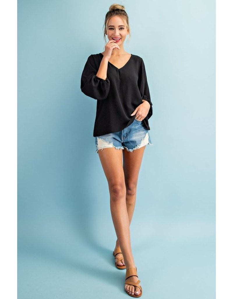 Catch This Beautiful Feeling Blouse
