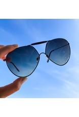She's Chic Aviator Sunglasses