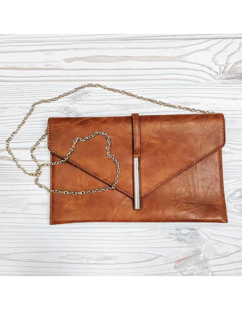 Your One + Only Clutch - Brown