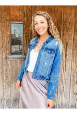The Sweetie Satin Midi Skirt