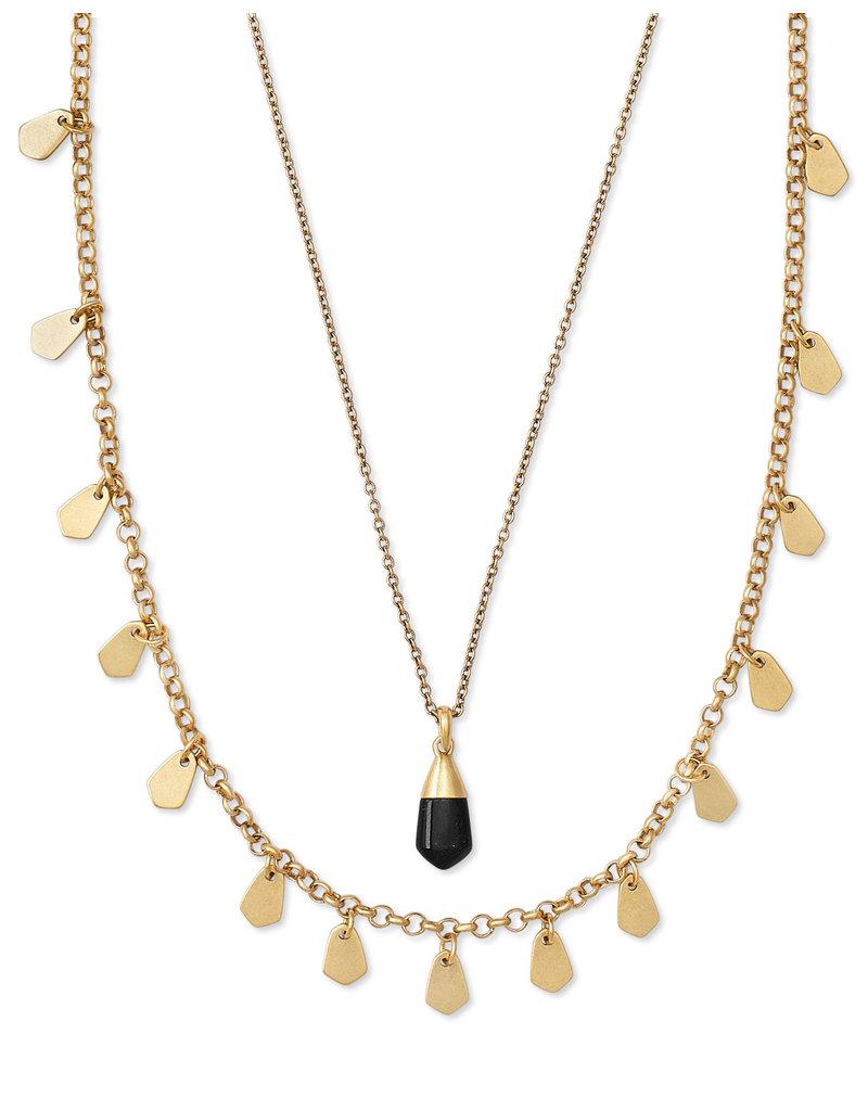 Kendra Scott Freida Multi Strand Necklace