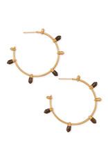Kendra Scott Freida Hoop Earrings