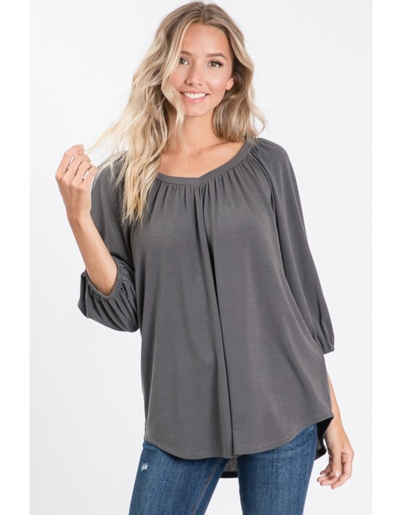 The Thrilled To See You Knit Top