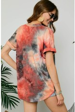 The Vibrations Tie Dye Tee