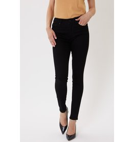 The Gus High Rise Skinny - Black