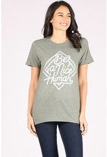 The Be A Nice Human Graphic Tee