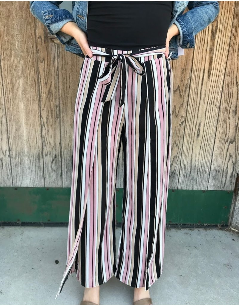 Potential New Love Striped Pants