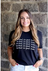 The Be Kind Do Good Graphic Tee