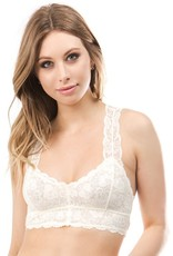 Anemone Aria Lace Bralette - Curvy Collection