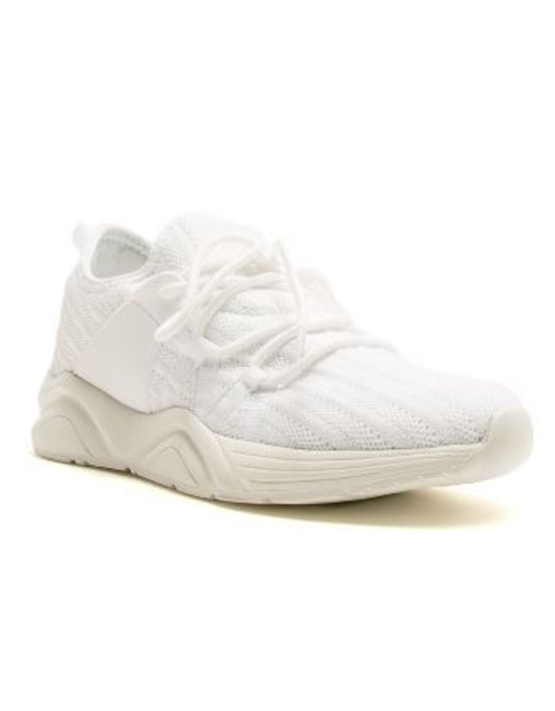 Qupid Blake Sneakers - White