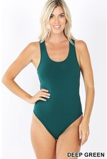 The Free To Be Me Racer Back Bodysuit