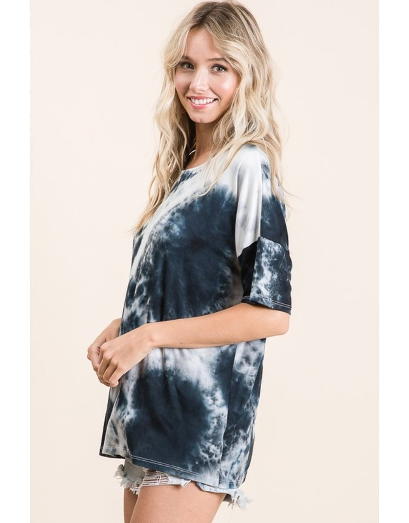 The Theo Tie Dye Top
