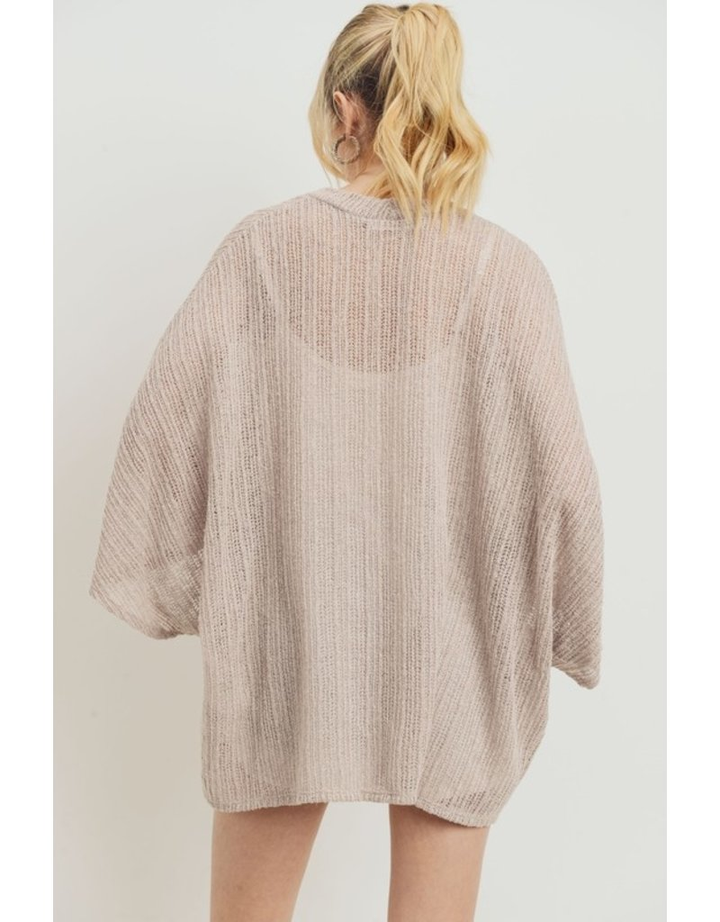 The Homestyle Knit Cardigan