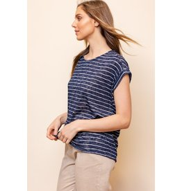 Alexis Striped Top