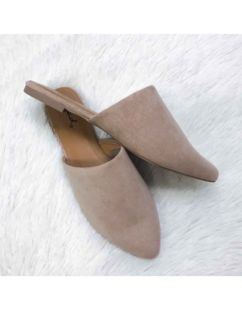 Step By Step Mules - Taupe