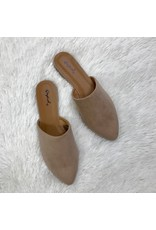 The Step By Step Mules - Taupe