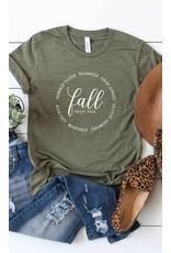 Sweet Fall Graphic Tee