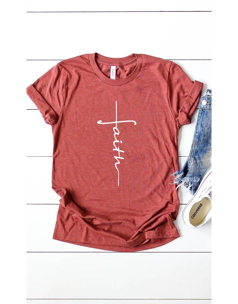 The Faith Graphic Tee