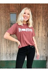 Home Graphic Tee - Kansas