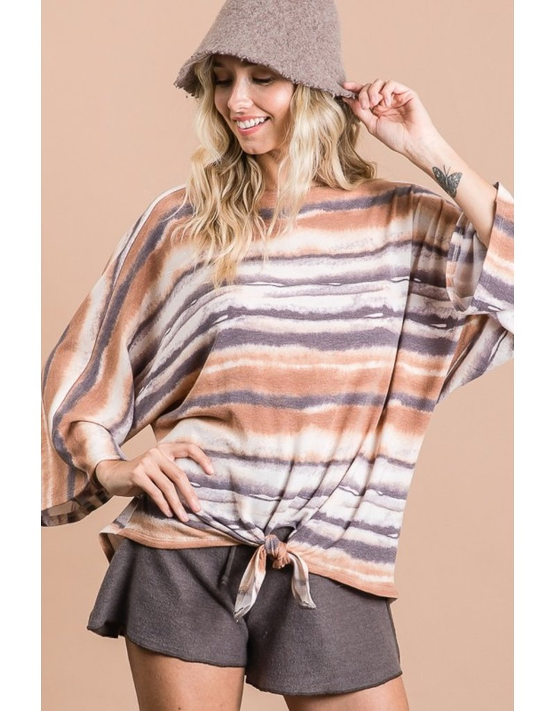The Rocky Mountain Striped Top