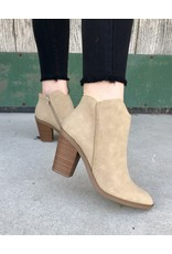 Soda Accompany Heeled Bootie