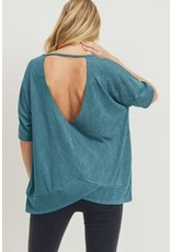 The In This Moment Open Back Top
