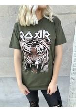 Tiger Roar Graphic Tee