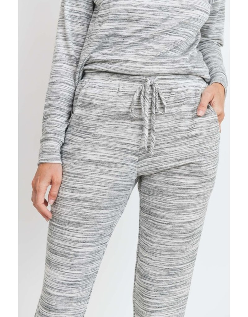 The Secret Obsession French Terry Joggers