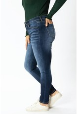 Curvy Collection - Mia Dark Wash Skinny