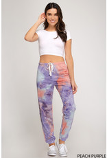 The The Coolest Tie Dye Joggers