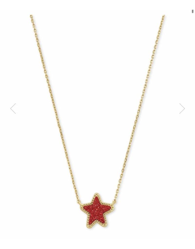Kendra Scott Kendra Scott Jae Star Necklace