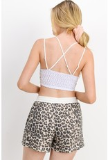 Go To Crochet Lace Bralette
