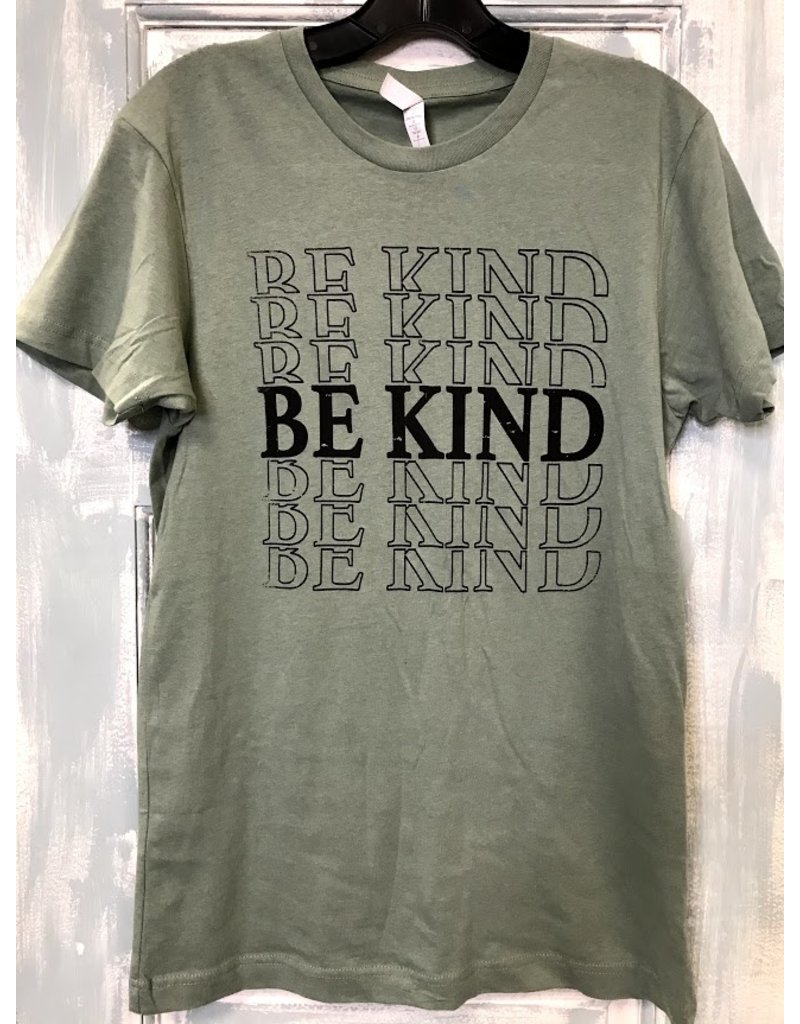 The Be Kind On Repeat Graphic Tee