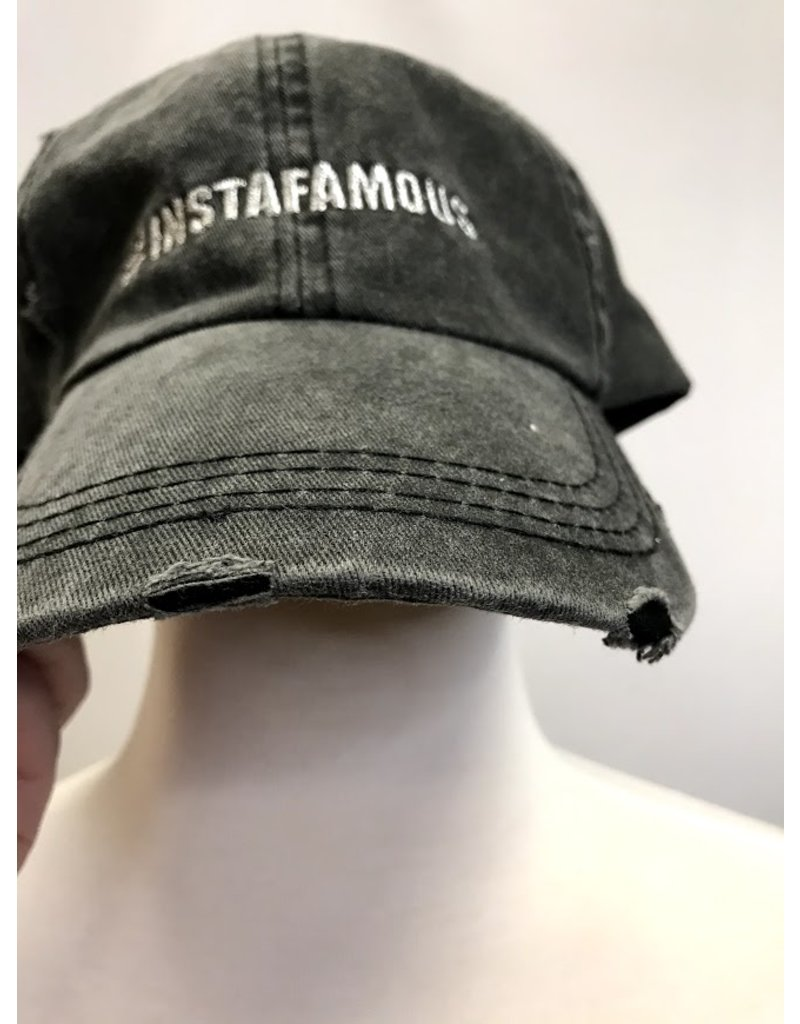 The Insta Famous Baseball Hat
