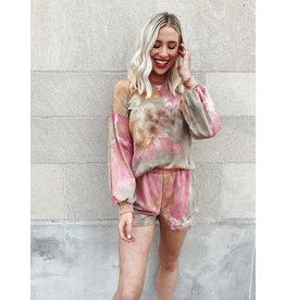 The Cozy Up Tie Dye Lounge Set